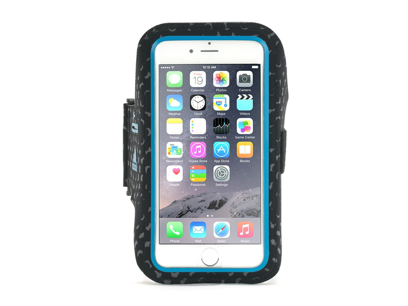 Griffin Adidas Trainer Armband Black/Blue Iphone 6