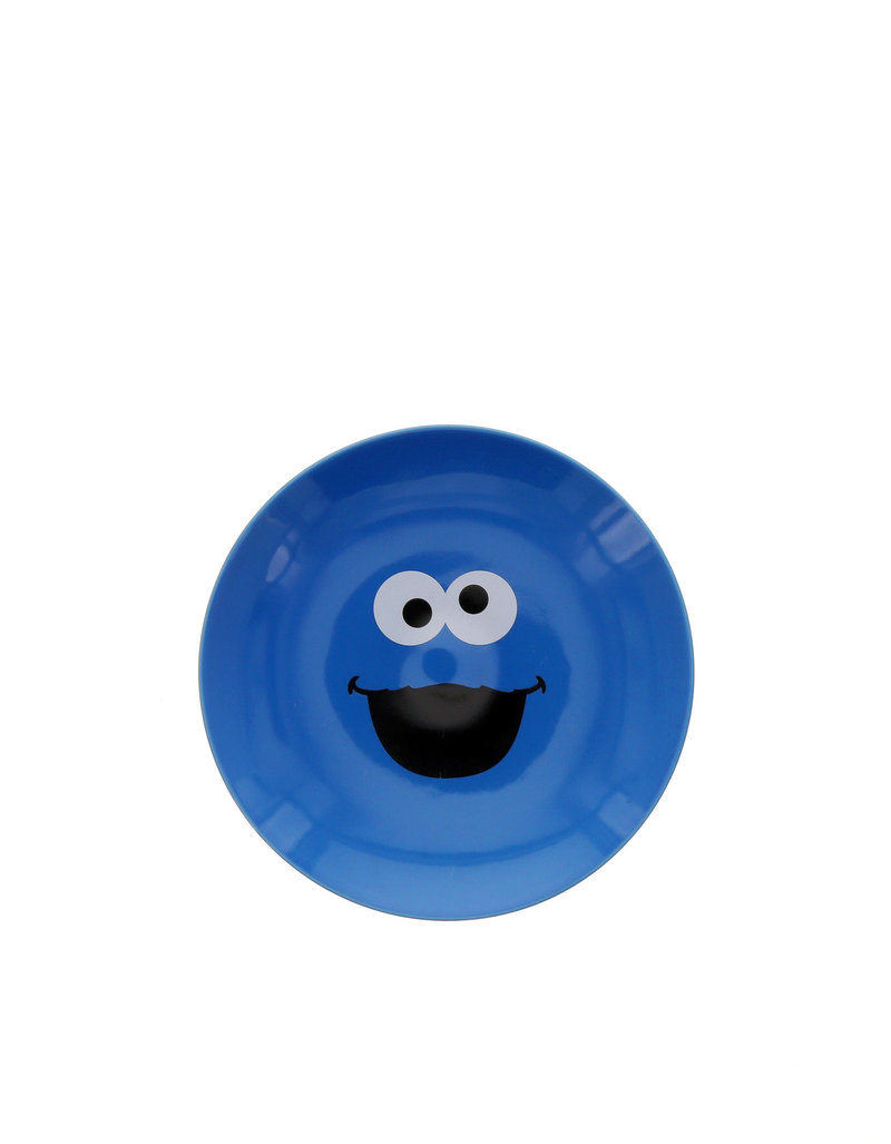 Side Plate Cookie Monster