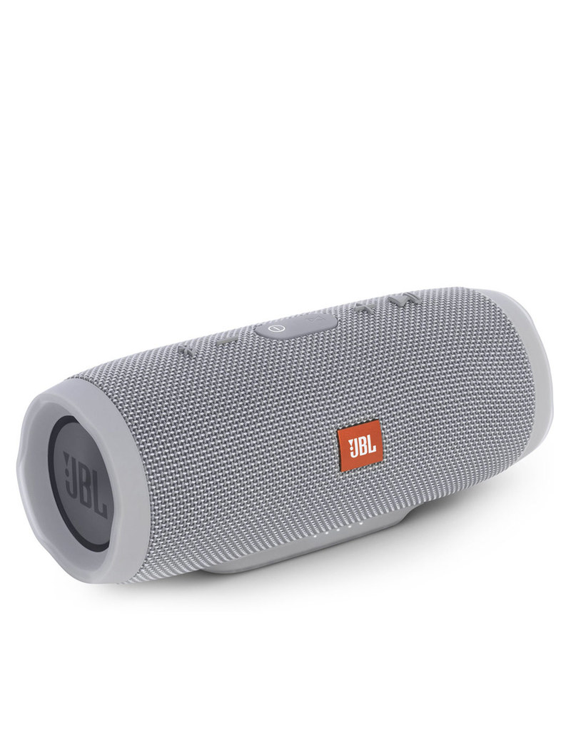 feb564b5788 JBL Charge 3 Gray Bluetooth Speaker