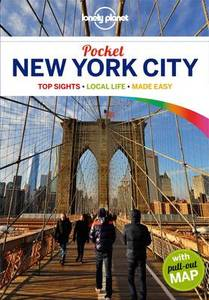 Lonely Planet Pocket New York City Travel Guide