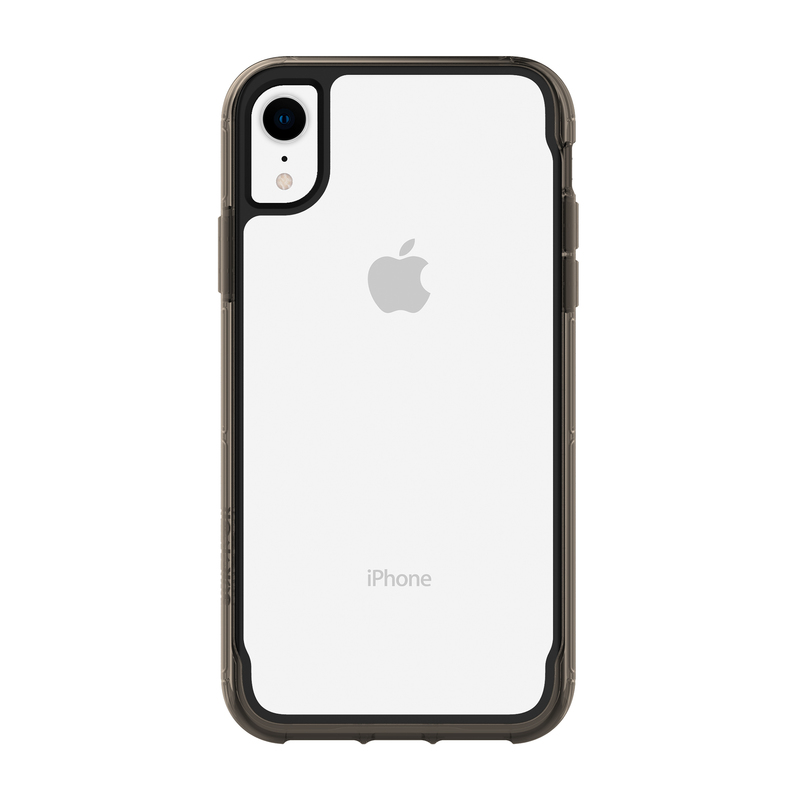 new arrival 41d69 33185 Griffin Survivor Case Clear/Black for iPhone XR