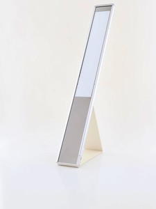 The Luxe Lamp V2 Silver