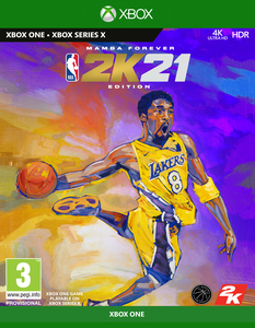 NBA 2K21 Mamba - Forever Edition - Xbox One [Pre-owned]
