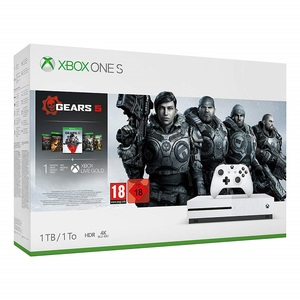 Xbox One S 1Tb Gears 5 Dlc Console