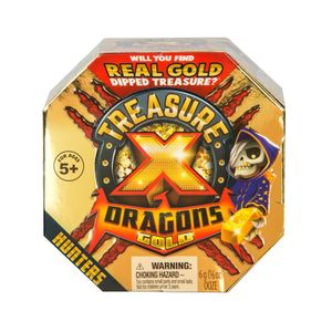 Treasure X Dragons Gold S2 Hunters Single Pack