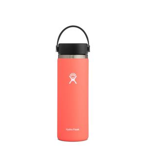 Hydroflask Canteen Vacuum Bottle Wd Hibiscus 590ml
