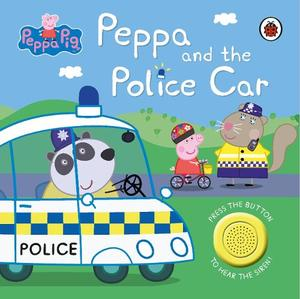 Peppa Pig Police Car Sound Book