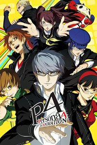 Persona 4: The Animation [Box 2]