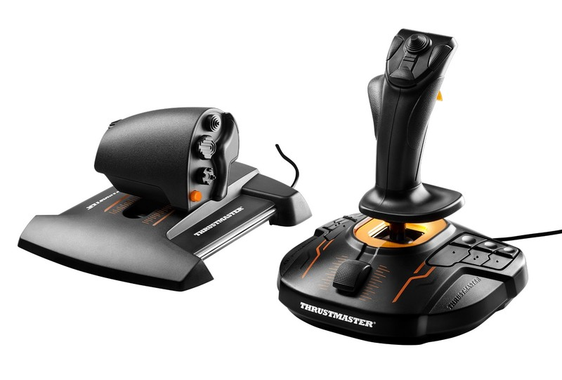 Thrustmaster T 16000M FCS Hotas for PC