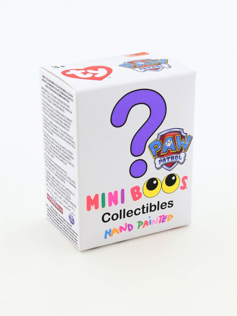Mini Boos Paw Patrol Collectibles