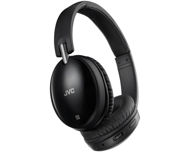 Jvc S70 Black Bluetooth On-Ear Earphones 47701c041f