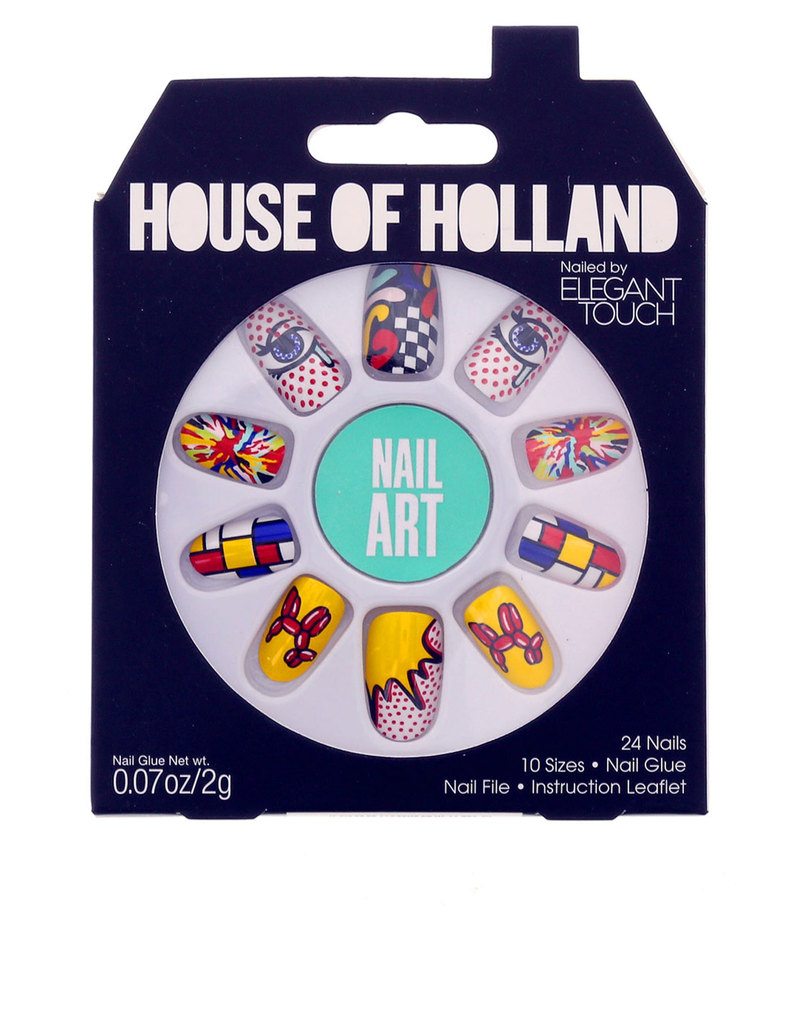 Elegant Touch House Of Holland Nail Art