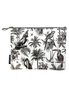 ALICE SCOTT LARGE MULIT USE PRINTED POUCH