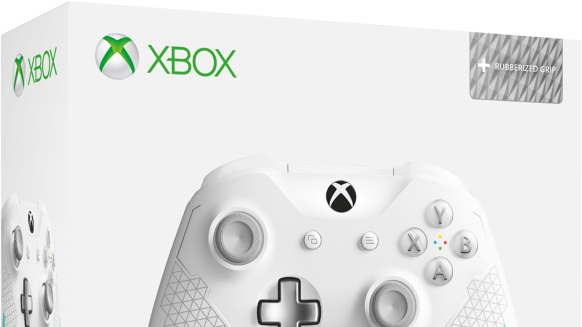 Microsoft Sport White Wireless Controller for Xbox One