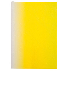Christian Lacroix A5 Paseo Neon Yellow Notebook