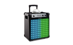 ION Party Rocker Max Speaker With Dome Grille Lights