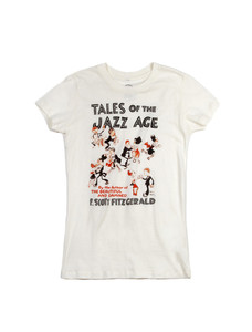 Tales Of The Jazz Age Natural T-Shirt Women's