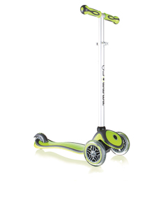 Globber My Free Up Solid Green Scooter