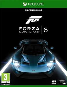 Forza Motorsport 6 [Pre-owned]