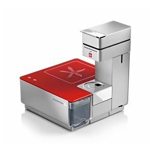 Illy Y1.1 Iperespresso Coffee Machine Red