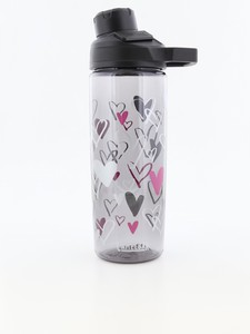 Camelbak Chute Mag 600ml Amber Sketched Hearts Bottles