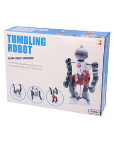 Keycraft Tumbling Robot Experiment Kit