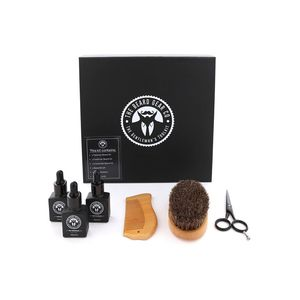 The Gentleman's Toolkit Beard-Care Set