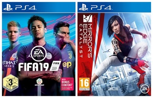 FIFA 19 + Mirror'S Edge: Catalyst [Bundle]