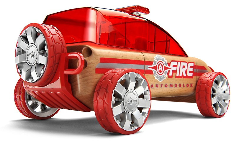 Automoblox X9 Fire Red-186