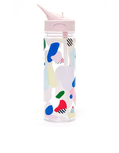 Ban.do Work It Out Play Nice Multi Color 24oz Water Bottle