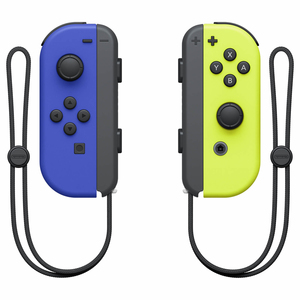 Nintendo Joy-Con Controller Neon Blue/Yellow for Nintendo Switch