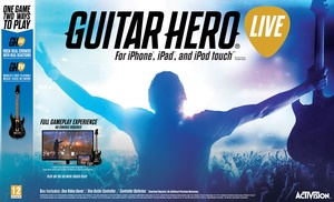 Guitar Hero Live Ios Devices