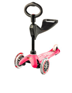 Micro Mini 3in1 Deluxe Pink Scooter