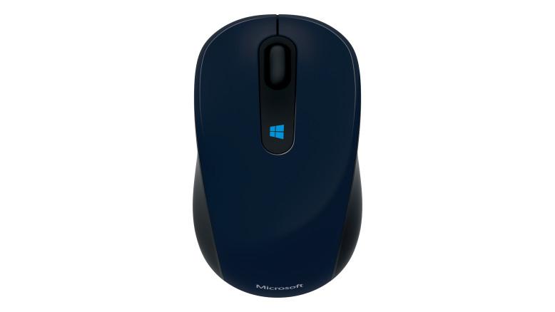 Microsoft Sculpt Mobile Mouse Blue