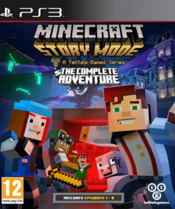 Minecraft: Story Mode - A Telltale Games Series: The Complete Adventure