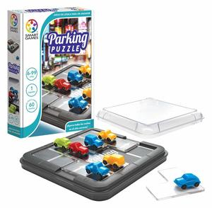 Smartgames Compacts Parking Puzzler