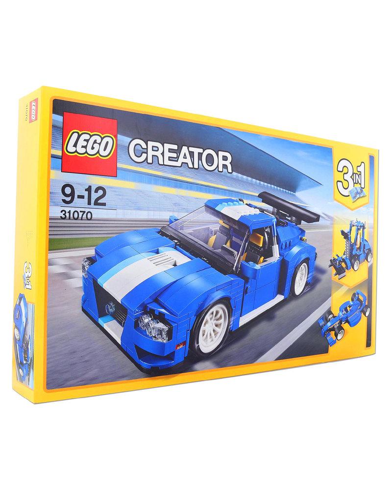 Lego Creator Turbo Track Racer 31070 Building Blocks Science
