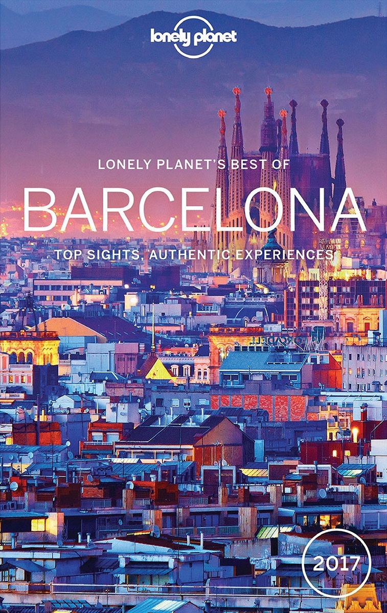Lonely Planet Best Of Barcelona 2017 Travel Guides