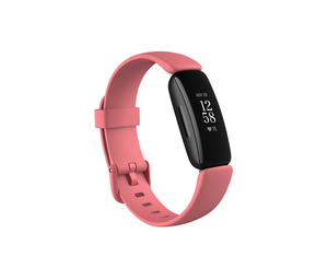 Fitbit Inspire 2 Desert Rose/Black Smart Watch