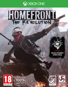 Homefront: The Revolution [Pre-owned]