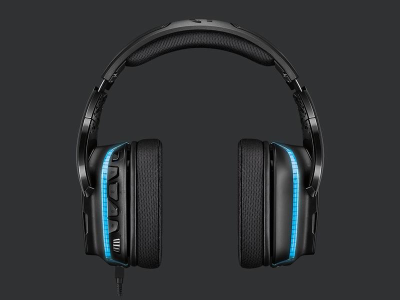 Logitech G635 USB Gaming Headset