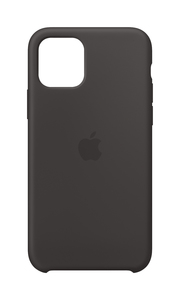 Apple Silicone Case Black for iPhone 11 Pro
