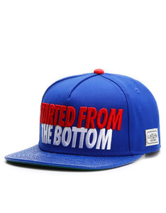 Cayler & Sons Wl The Six Royal Blue/Red/White Cap