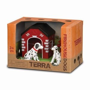 Terra Dogs In House & Hydrant