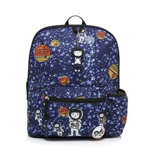 Zip & Zoe Spaceman Midi Kid's Backpack [3-7 Years]