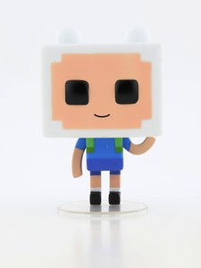 Funko Pop Minecraft S1 Finn Vinyl Figure