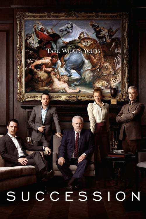 Succession: Season 1 [3 Disc Set]
