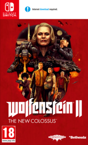 Wolfenstein II: The New Colossus [Pre-owned]