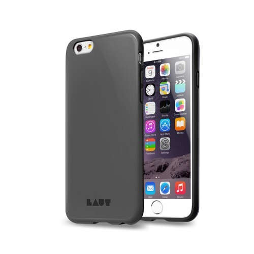 Laut Huex Case Black with Screen Protector iPhone 6