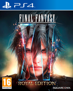 Final Fantasy Xv: Royal Edition [Pre-Owned]
